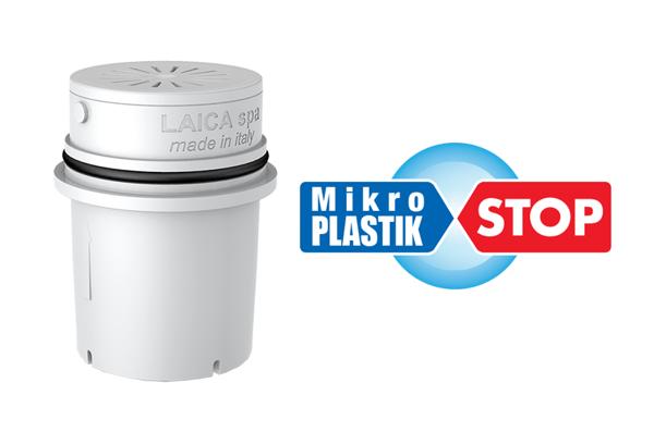 filtro mikroplastik-stop blocca le microplastiche