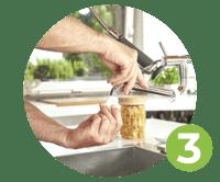 filtro per rubinetto venezia passaggio 3