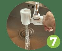 filtro per rubinetto venezia passaggio 7