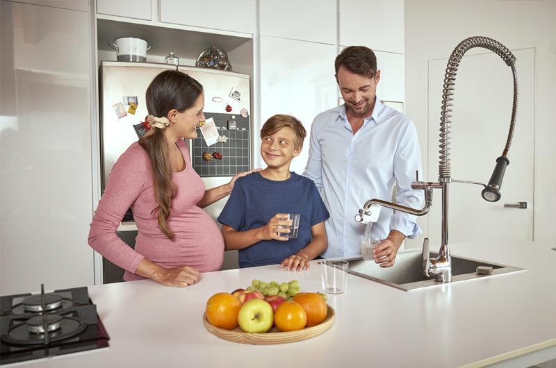filtro rubinetto genova laica filtrazione acqua